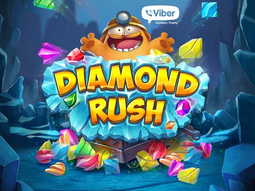 Viber Diamond Rush screenshot 11