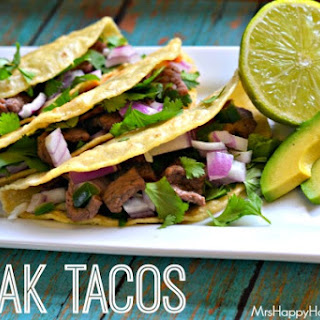 Authentic Tacos Recipes