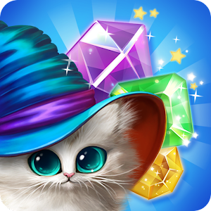 Cute Cats: Magic Adventure For PC (Windows & MAC)