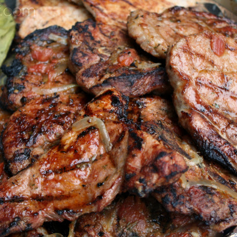 Chipotle Pork Chops