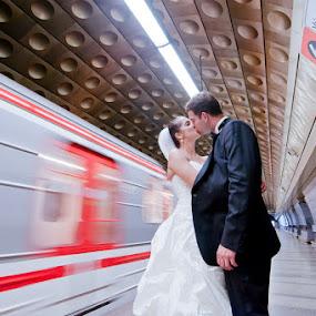 by Artur Jakutsevich - Wedding Bride