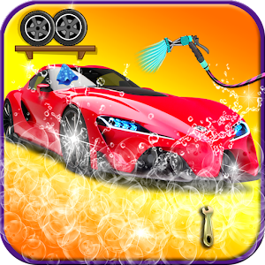Sports Car Wash & Design For PC (Windows & MAC)