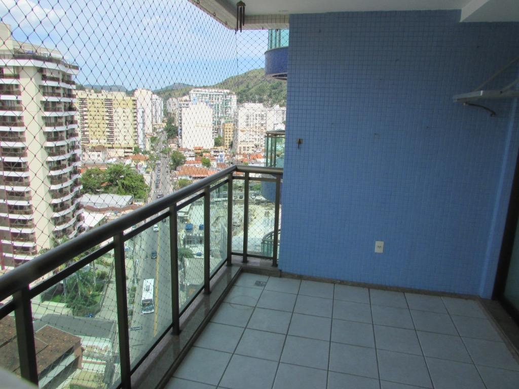 Apartamento com 3 dormitórios à venda, 100 m² por R$ 710.000 - Jardim Icaraí - Niterói/RJ