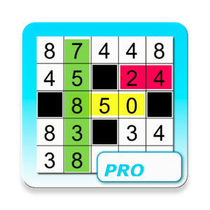 Fill-it ins number puzzles PRO For PC
