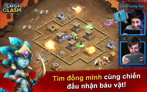 Castle Clash: Quyết Chiến 이미지[4]