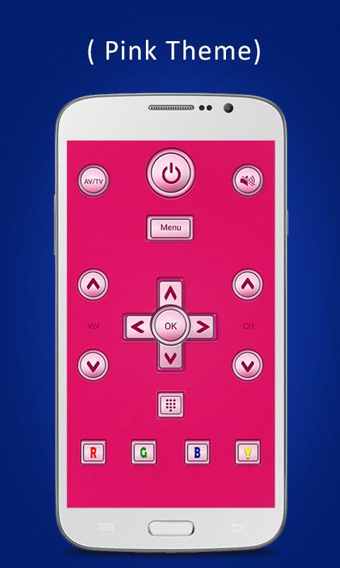 Universal TV Remote ControlPRO Screenshot 5