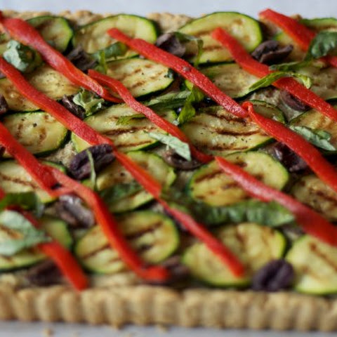 Vegetable Tart [Vegan]