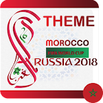 Go equipe maroc – theme Icon