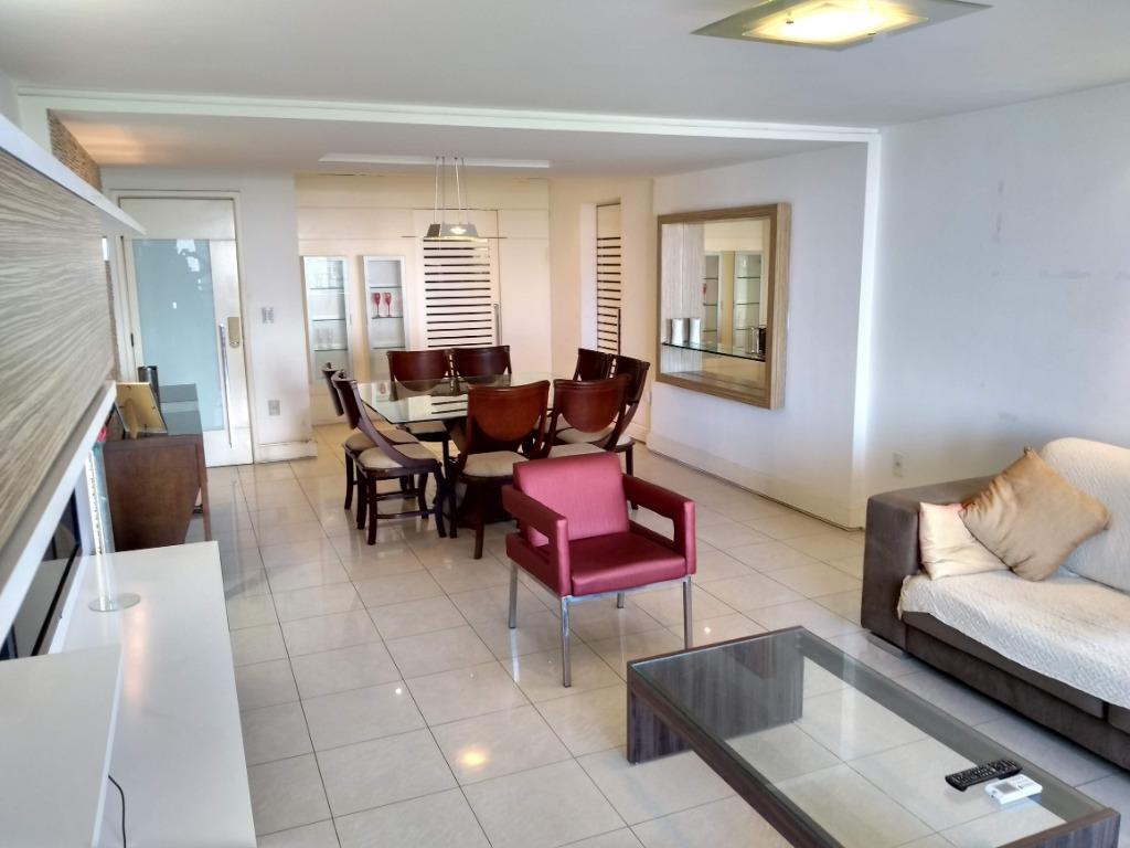 Apartamento com 3 dormitórios à venda, 160 m² por R$ 600.000,00 - Manaíra - João Pessoa/PB