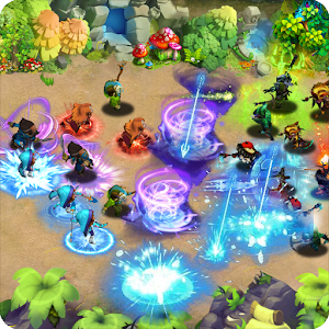 Heroes defense : King Tower APK