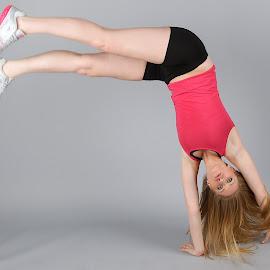 Ann Marie # 15 by Rick Nova - Sports & Fitness Fitness