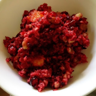 Cranberry Orange Walnut Salad Recipes