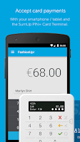 Screenshot of SumUp - Accept card payments
