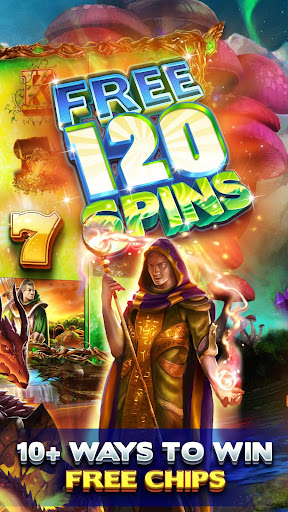 Free Slots Casino - Adventures screenshot 2
