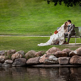 Perfect Day by Glenn Pearson - Wedding Bride & Groom
