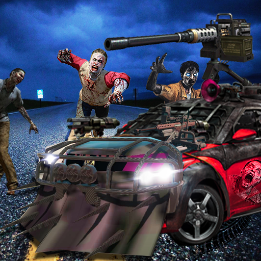 Highway Zombie Rider Killer - The RoadKill Racer