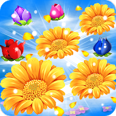 Game Blossom Garden Mania version 2015 APK