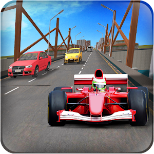 Flip Thumb Racing Car APK