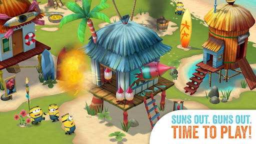 Minions Paradise™ screenshot 4