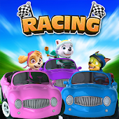 Download Paw GO Patrouille: Car Racing Game for Kids APK to PC