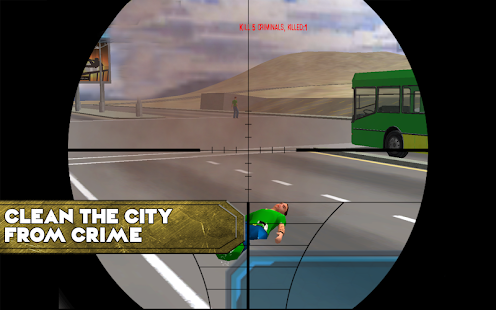 Crime City Simulator - screenshot