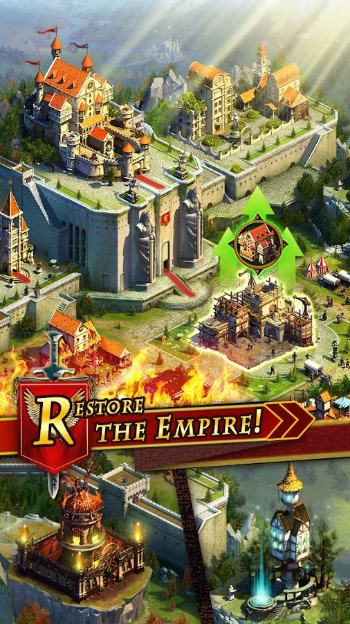 King's Empire Screenshot 1
