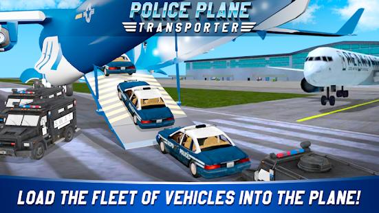Police Plane Transporter for pc