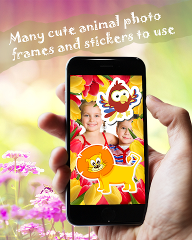 android Butterfly Frames Photo Editor Screenshot 3