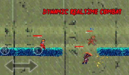 Game Extreme Ninja Fighting apk for kindle fire