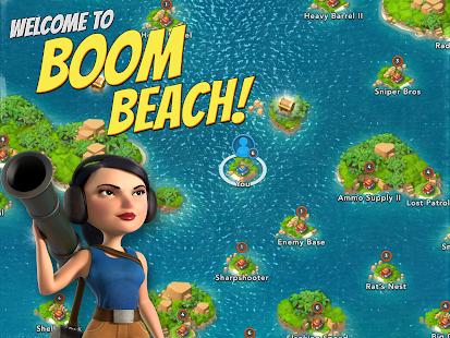 Boom Beach- screenshot thumbnail