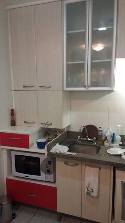 Flat com 1 dormitório à venda, 45 m² por R$ 300.000 - Aeropo