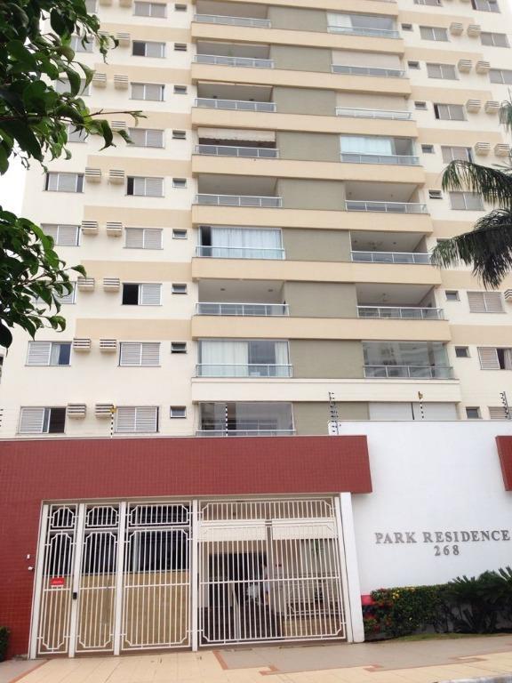Apartamento Ed. Park Residence, Jd. Mariana, Cuiabá - MT