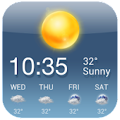 Free iWeather-The Weather Today HD APK for Windows 8