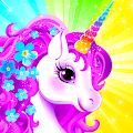 Game Unicorn Dress Up - Girls Games APK for Kindle