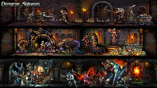 Dungeon Survival Screenshot