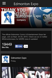 Edmonton Expo - screenshot