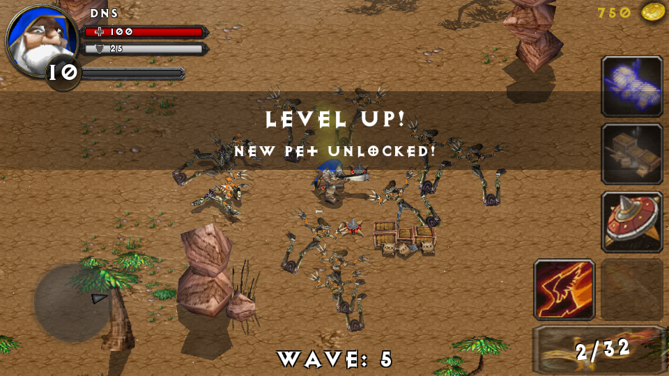 Survival Mayhem Screenshot 3