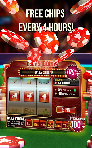 Zynga Poker – Texas Holdem screenshot 10