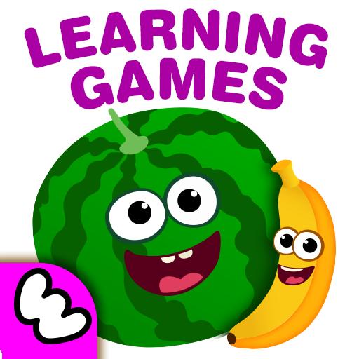 FunnyFood Kindergarten learning games for toddlers (game)