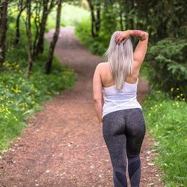 by Gunnar Sigurjónsson - Sports & Fitness Running ( 2017, model, laufey )