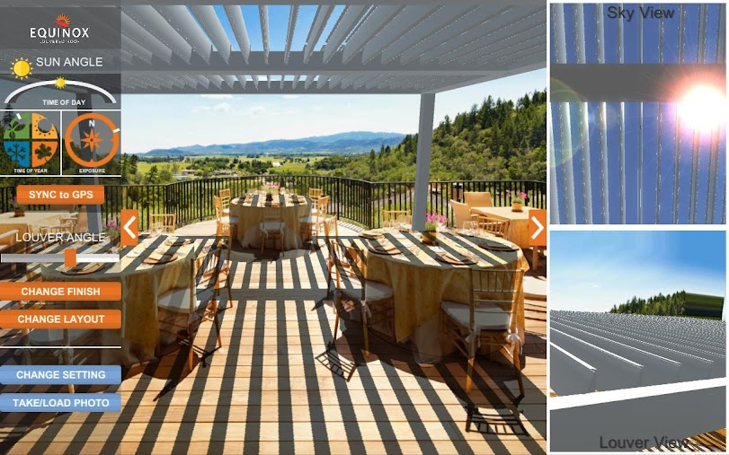 Equinox Louvered Roof APK
