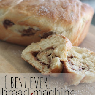 Cinnamon Bread Machine Recipes