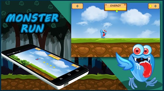 Free Monster Run Adventure Story APK for Windows 8