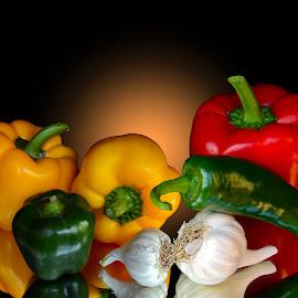 Hot  by Asif Bora - Food & Drink Ingredients