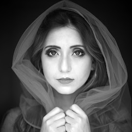 SANJUCTA BW by Red Photography - Black & White Portraits & People
