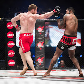 ACB 87 - 002 by Russell Dixon - Sports & Fitness Boxing ( mma, sony, bjj, boxing, a7s, kickboxing )