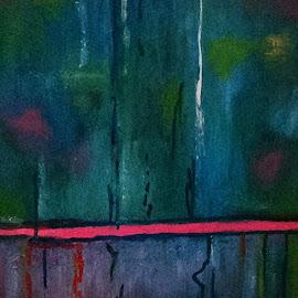Morning by Vanja Škrobica - Painting All Painting