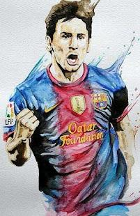 Messi Wallpapers APK for Bluestacks
