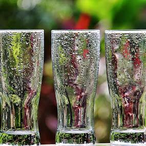EMPTY GLASS by Megarianti Megarianti - Artistic Objects Still Life