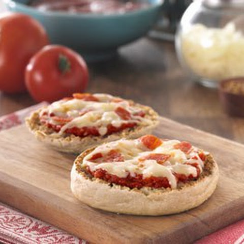 Personal English Muffin Pizzas